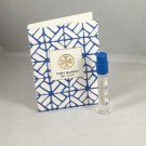 Tory Burch Bel Azur Sample Vial Eau De Parfum fragrance EDP perfume spray