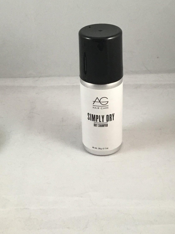 AG Hair Care Simply Dry Shampoo travel size spray