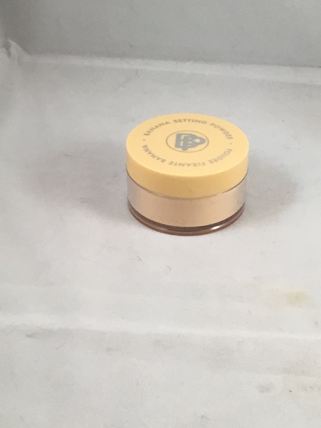 Bellapierre Cosmetics Banana Setting Powder Loose