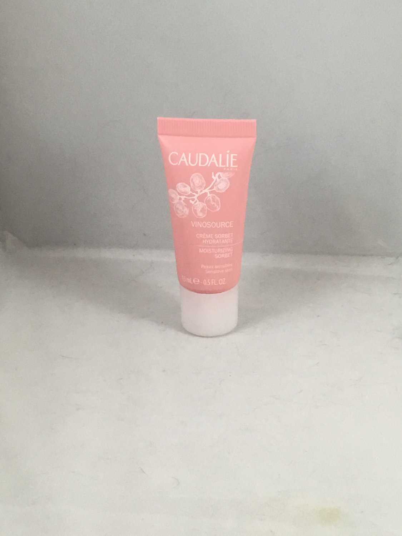 Caudalie Vinosource Moisturizing Sorbet travel size moisturizer face
