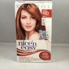 Clairol Nice 'N Easy Hair Color Born Red 6R / 110 Natural Light Auburn permanent dye creme