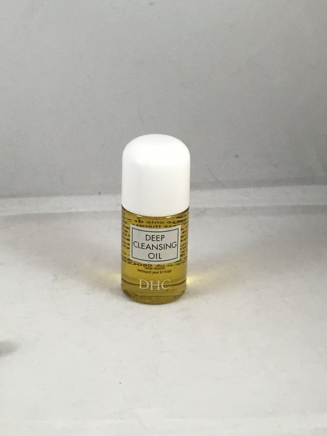DHC Deep Cleansing Oil Travel Size Facial Cleanser Makeup Remover