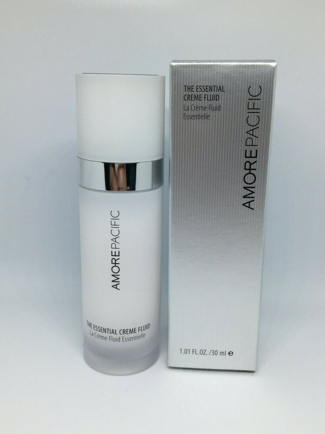 AMOREPACIFIC The Essential Creme Fluid travel size Amore Pacific Moisturizer