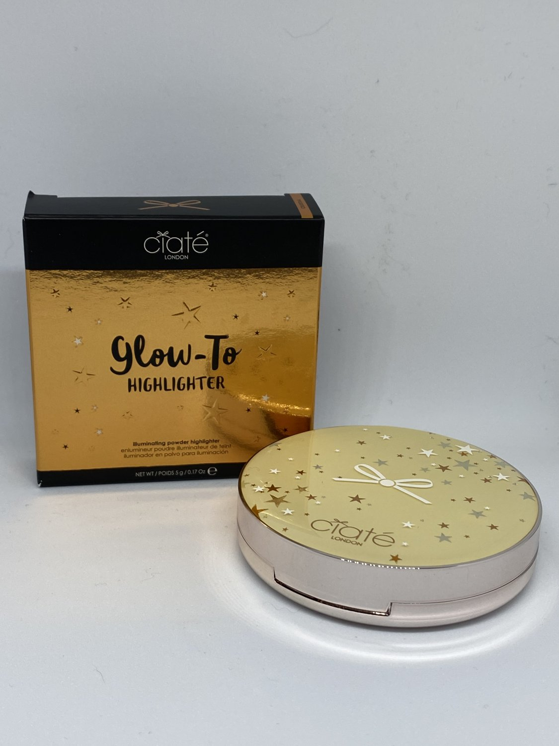 Ciate London Glow-To Highlighter Celestial *defect*