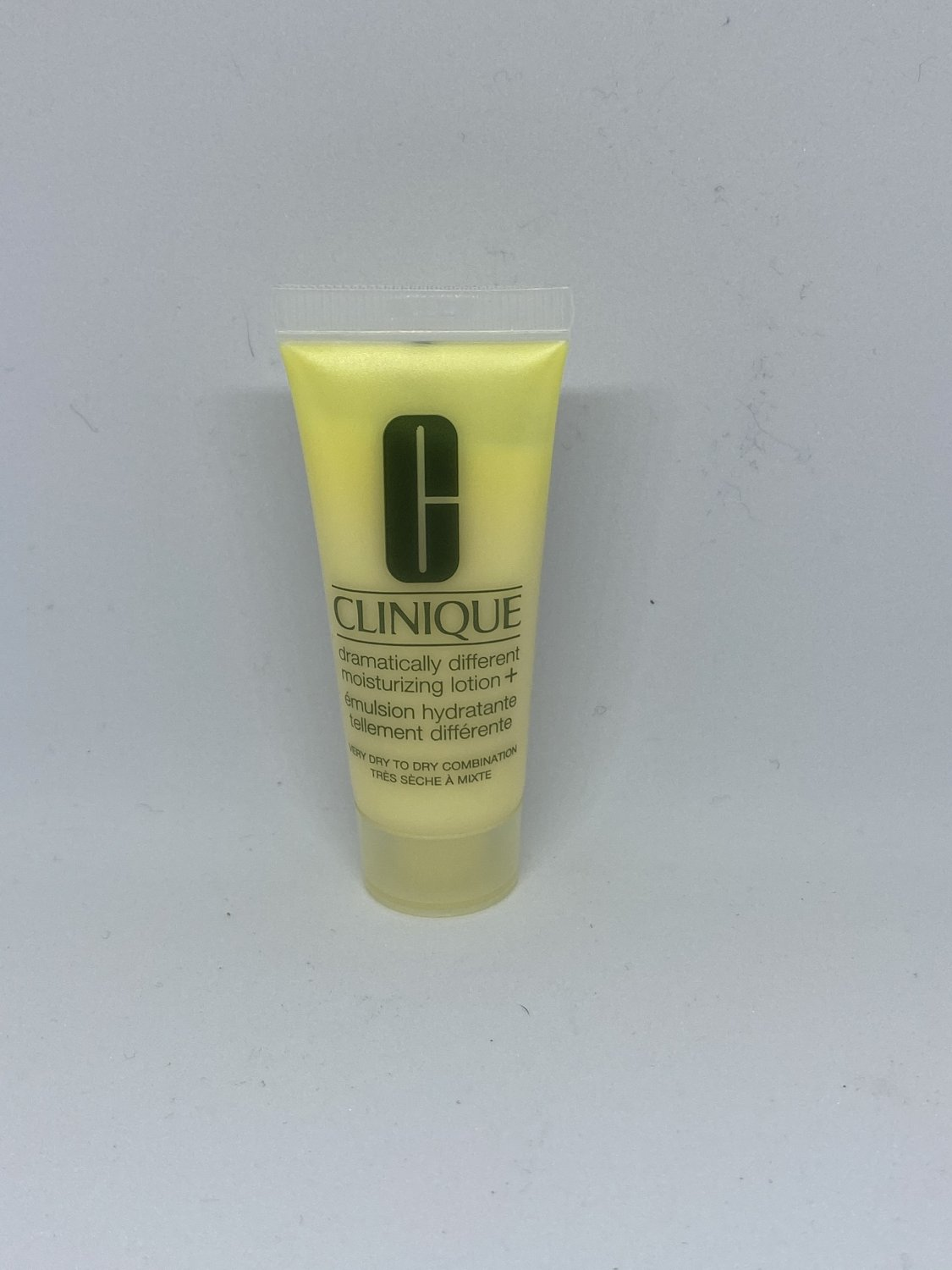 Clinique Dramatically Different Moisturizing Lotion + Trial Size Moisturizer