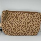 Ipsy MyGlam Glam Bag November 2019 Wild Side Cosmetic case purse Leopard