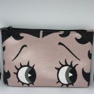 Ipsy MyGlam Glam Bag October 2019 Betty Boop x Ipsy Cosmetic case purse Leopard