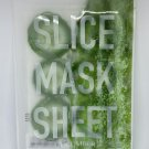 Kocostar Slice Mask Sheet Cucumber Face Spot Treatment
