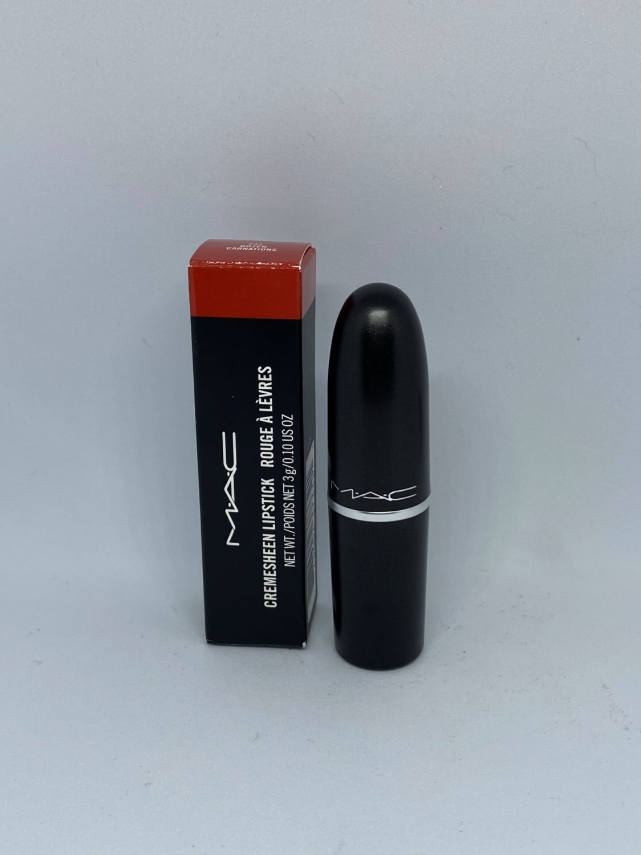 MAC Cosmetics Cremesheen Lipstick Dozen Carnations