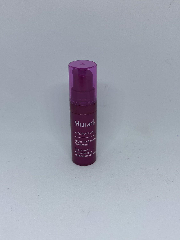 Murad Hydration Night Fix Enzyme Treatment travel size