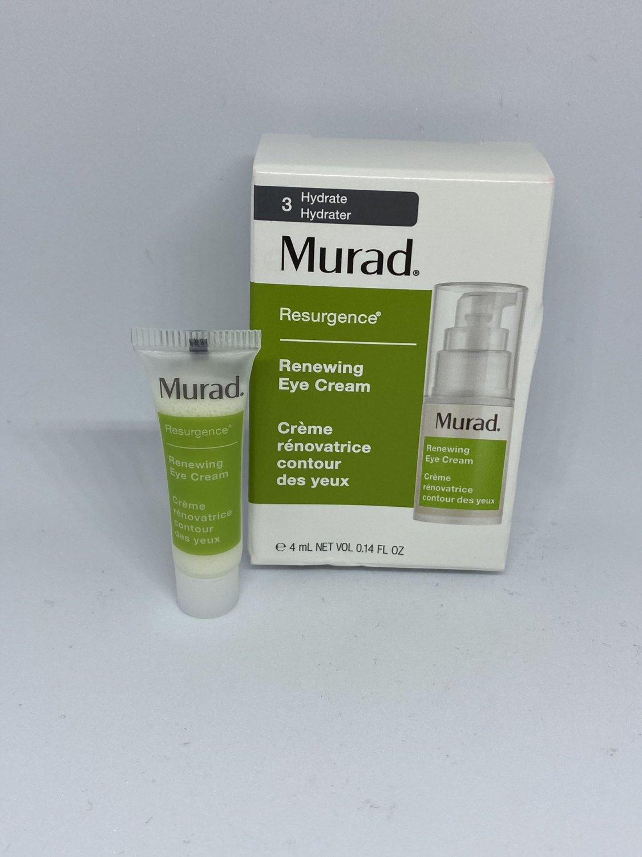 Murad Resurgence Renewing Eye Cream trial size