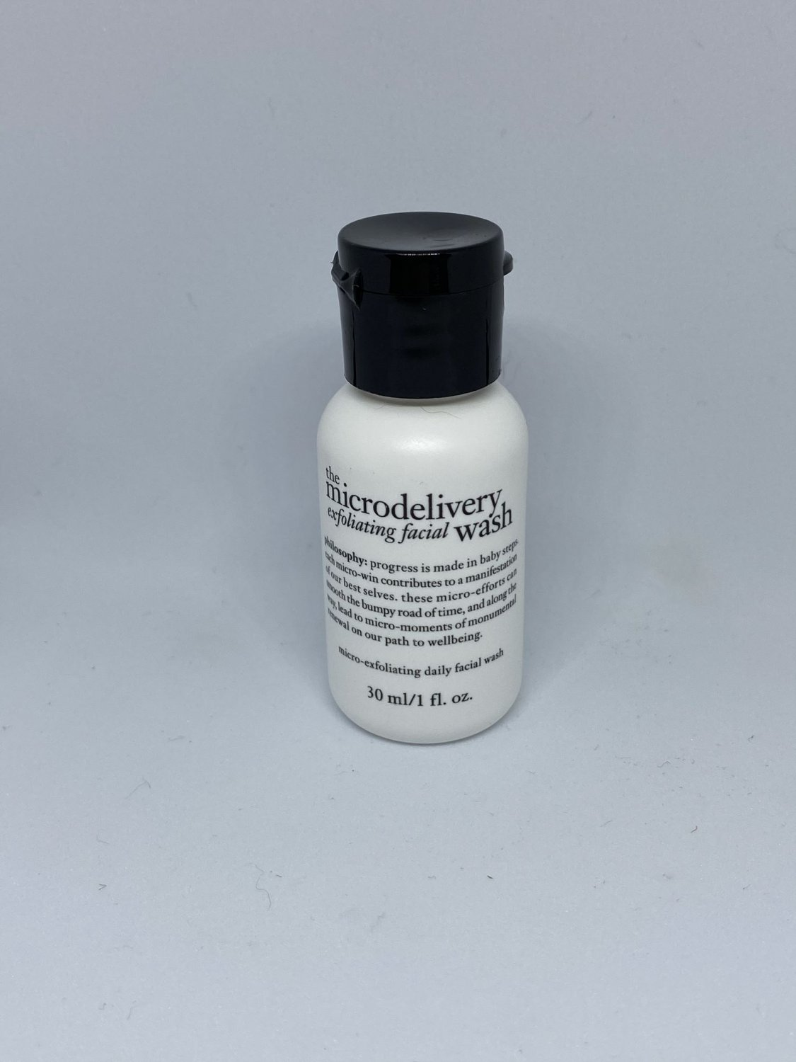 Philosophy The Microdelivery Exfoliating Facial Wash Trial Size micro-massage cleanser