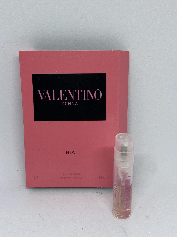 Valentino Donna Eau De Parfum Spray Sample Vial fragrance EDP Women's Perfume