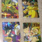 Dragonball Dragon Ball Z GT Prism Sticker Cards 4