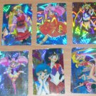 Sailor Moon Card Sticker Usagi ChibiUSA 6