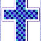 Cross Plastic Canvas E-Pattern