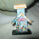 Cute Birdhouse Kitchen Magnet