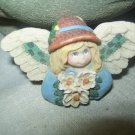 Cute Country Angel Kitchen Magnet
