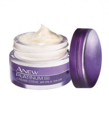Avon Anew Platinum Day Cream - .5 Fl. Oz