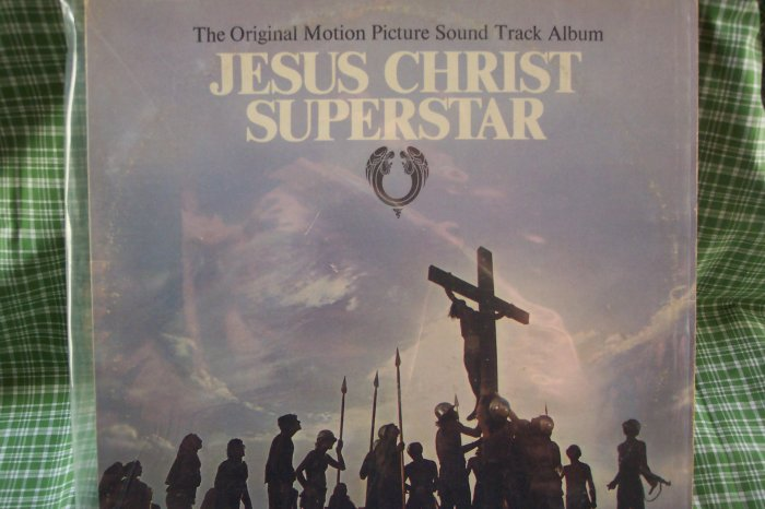 JESUS CHRIST SUPERSTAR, Original Motion Picture Soundtrack Album, 1973