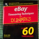 eBay Timesaving Techniques for Dummies, by: Marsha Collier