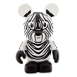 """Disney Vinylmation 3"""" Animal Kingdom Zebra Box Sealed"""