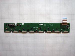 XRLBT Logic Buffer Module, p/n# 6871QLH059A, p/n# 6871QLH959A