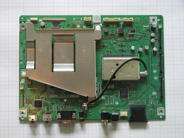 Sharp Main A/V module WE0475M