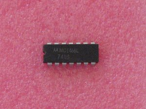 MC1466L Adjustable Voltage Regulator