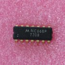 MC668P MHTL IC Quad 2-Input NAND Gate