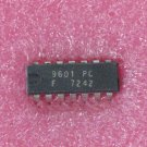 9601PC Monostable Multivibrators; Dual Multivibrators and Oscillators IC