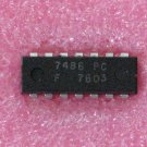 7486PC Exclusive-OR; 2-Input Logic Gate  IC