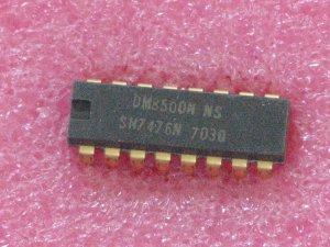 SN7476N Digital Flip-Flop IC