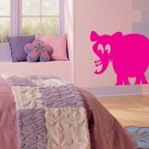 *NEW* Big Elephant Vinyl Wall Sticker Decal Great for the Nursery