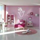Fairy & Baby Nursery Vinyl Wall Sticker Decal