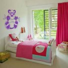 Cute Panda Vinyl Wall Sticker Decal Nursery Baby
