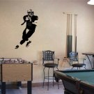 Large Drew Brees Saints Football Vinyl Wall Sticker Decal