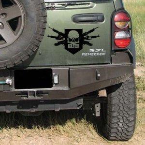 Call of Duty Modern Warfare 3 Logo PS3 Laptop Vinyl Sticker
