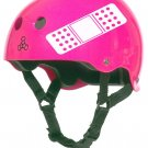 Roller Derby Helmet Vinyl Sticker Decal (Band Aid or No Panties)