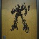 Transformers Bumblebee Vinyl Wall Sticker Decal