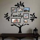 Family Tree Vinyl Wall Sticker Decal (B)