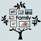 Family Tree Vinyl Wall Sticker Decal (C)