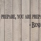 """Ben Franklin Classroom Educational Quote Vinyl Wall Sticker Decal 5.5""""h x 36""""w"""