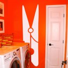 """Clothespin Laundry Room Vinyl Wall Sticker Decal 6""""w x 22""""h"""