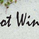 """Got Wine? Quote Vinyl Wall Sticker Decal 3""""h x 11""""w"""