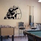 Derek Jeter New York Yankees Vinyl Wall Decal Sticker