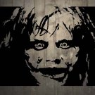 Exorcist Halloween Vinyl Wall Sticker Decal 30 in w x 22 in h