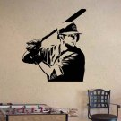 "Kris Bryant Cubs Chicago Baseball Player Vinyl Wall Sticker Decal 25""h x 22""w"