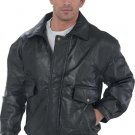 XXL Men's Leather Coat