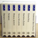 JENNY CRAIG Personal Weight Management 7 VHS Video Set